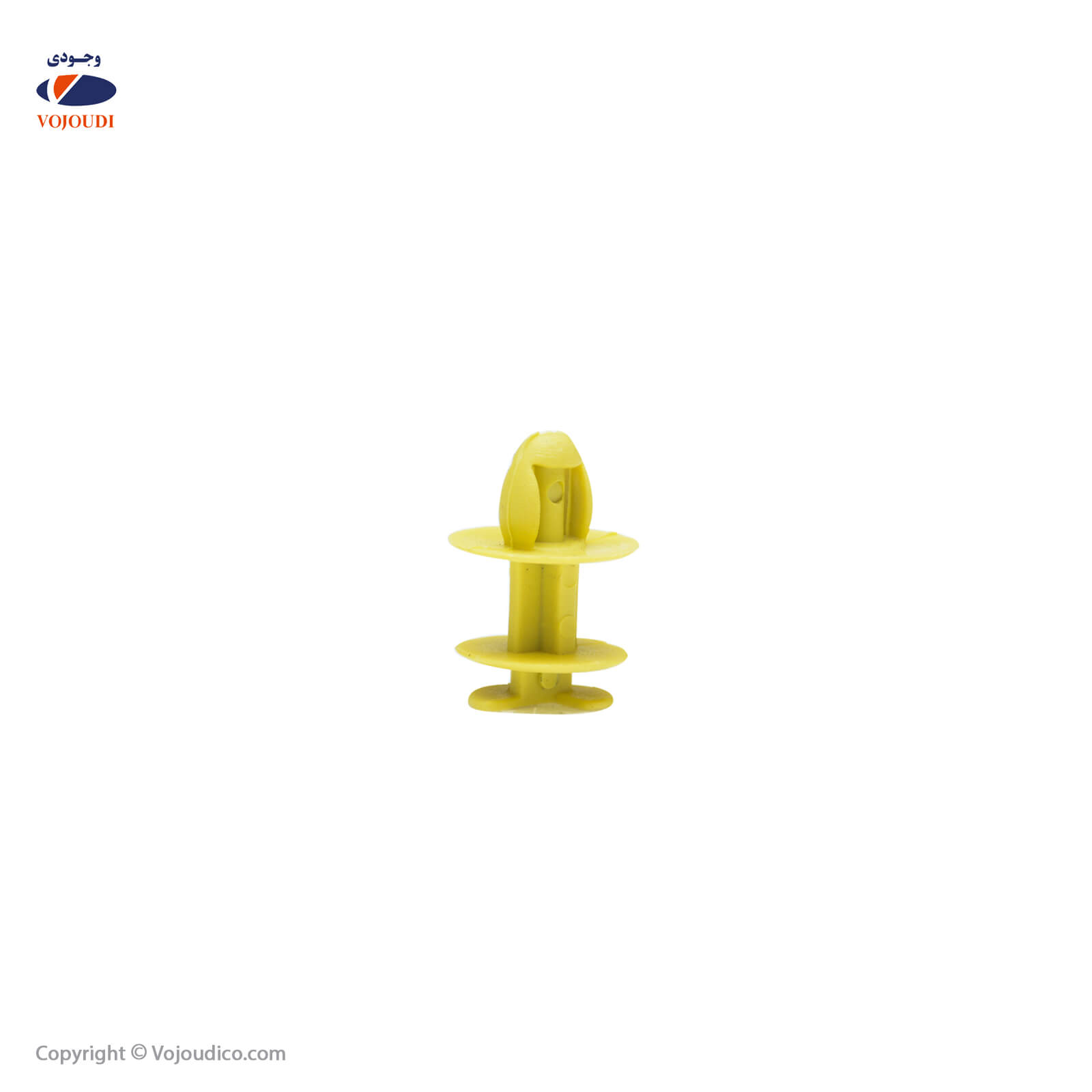 31141 1 - خار رو دری زرد وجودی کد 31141 ، تعداد در بسته : 100 عدد