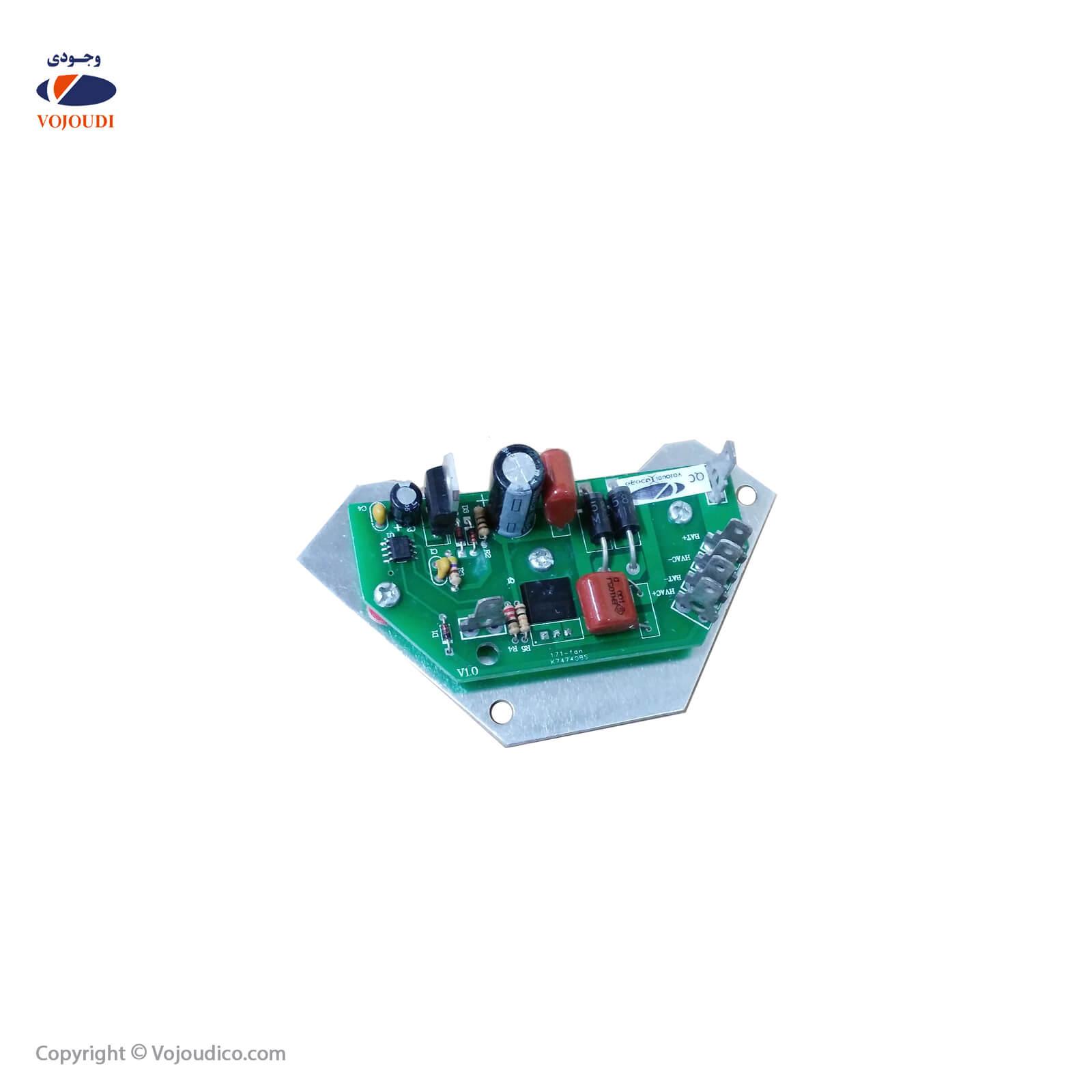 31167 1 - مدول بخاری ترانزیستوری وجودی کد 31167 مناسب برای 405 ، تعداد دبسته : 20 عدد