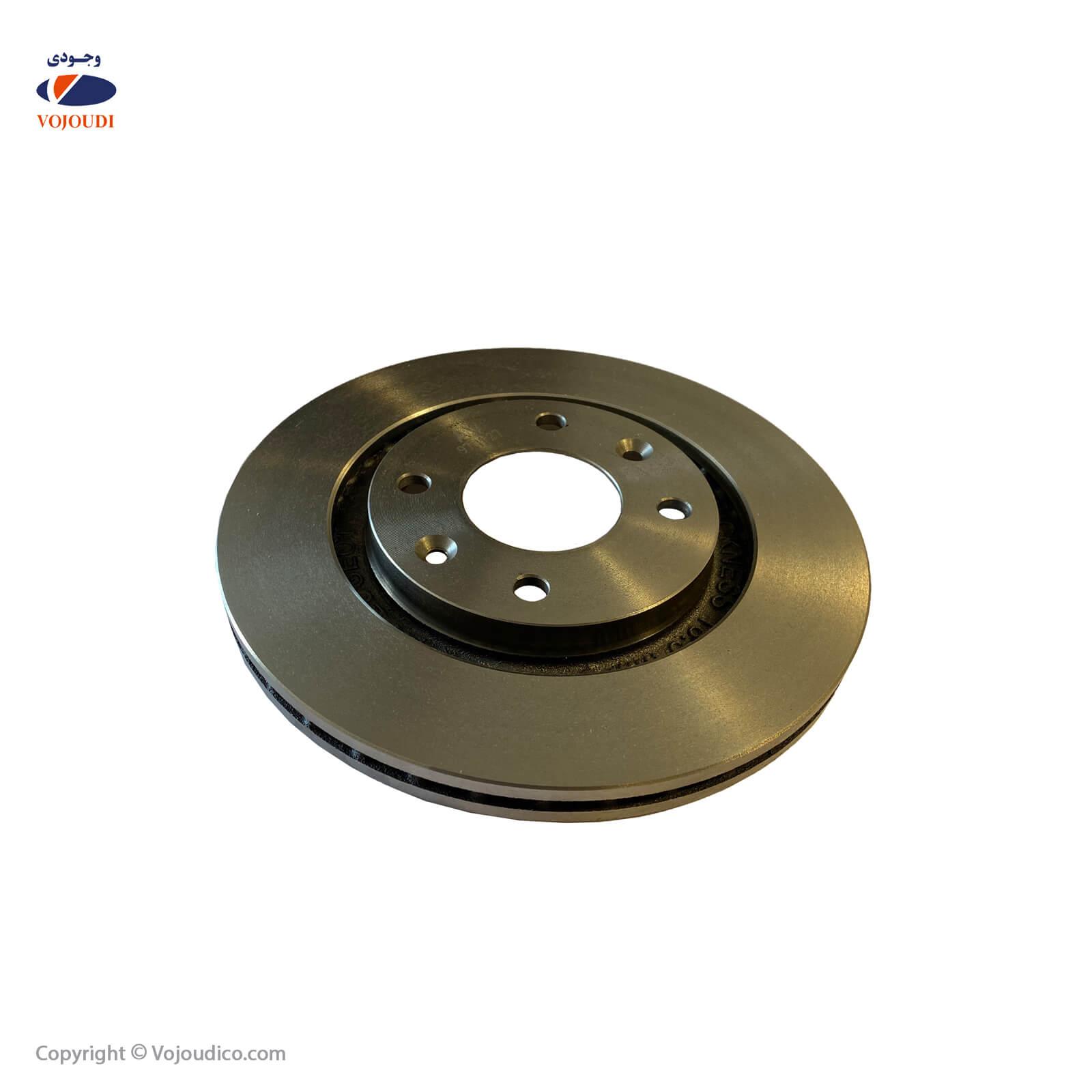 31194 1 - دیسک ترمز یا چرخ وجودی کد 31194 مناسب برای 405 ، تعداد بسته : 6 عدد