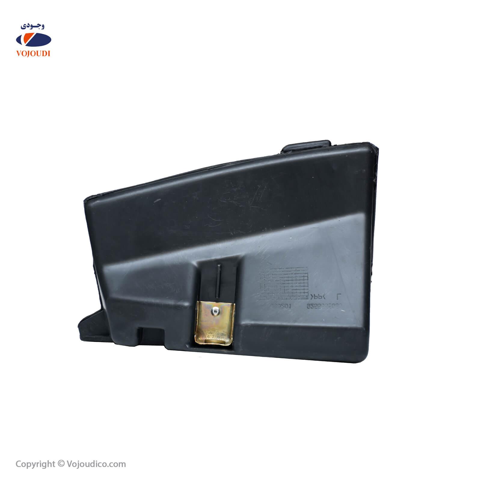 3151 1 - دياق پلاستیکی زير سپر سمت راست وجودی کد 3151 مناسب برای 405 ، تعداد بسته : 20 عدد