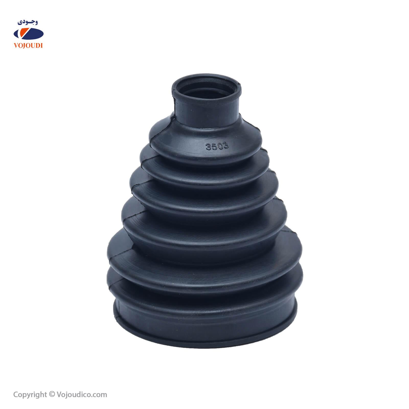3503 1 - گردگیر پلوس پشت چرخ وجودی کد 3503 مناسب برای مگان ، تعداد بسته : 20 عدد