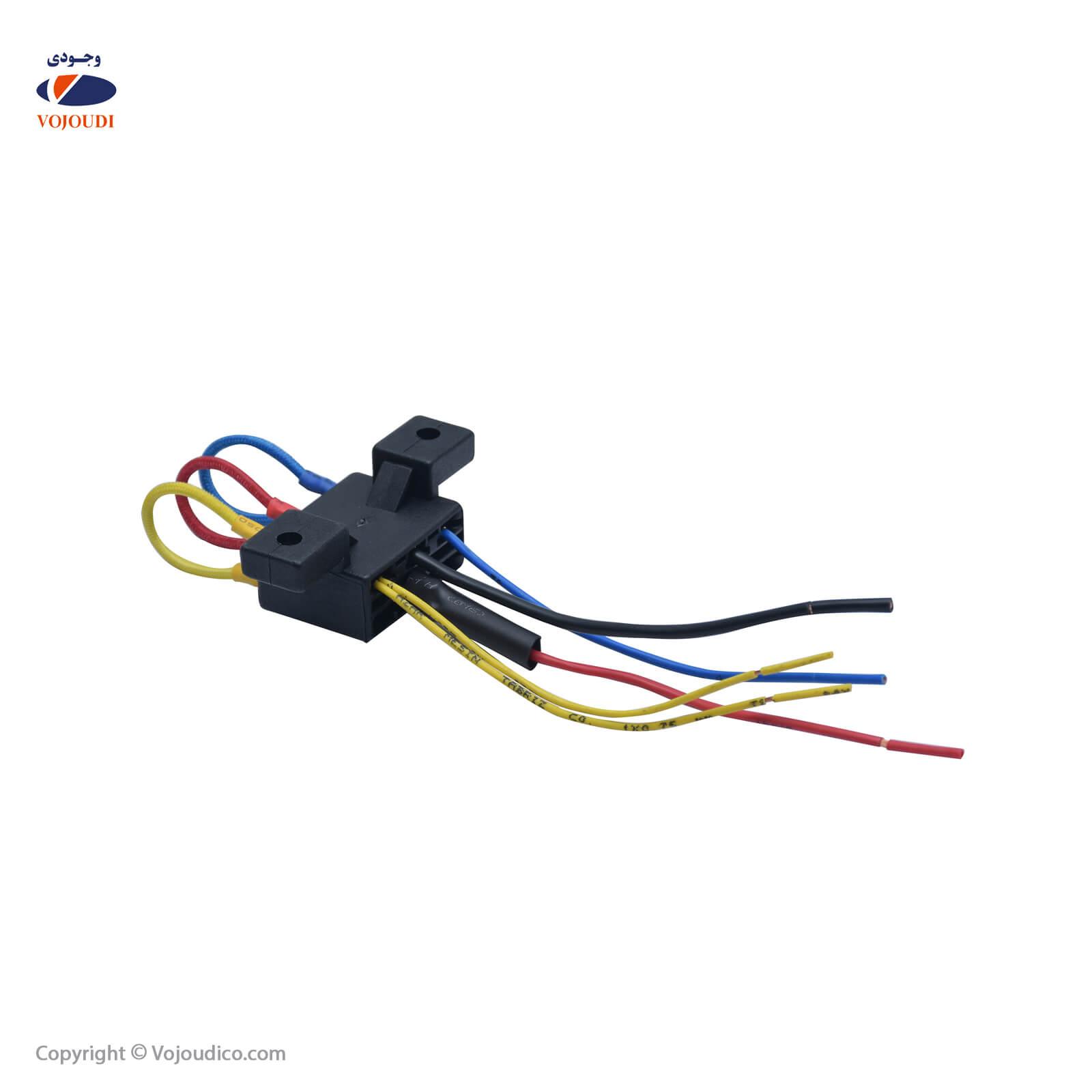 36364 1 - جعبه فیوز داخل موتور با سیم وجودی کد 36364 ، تعداد در بسته : 10 عدد
