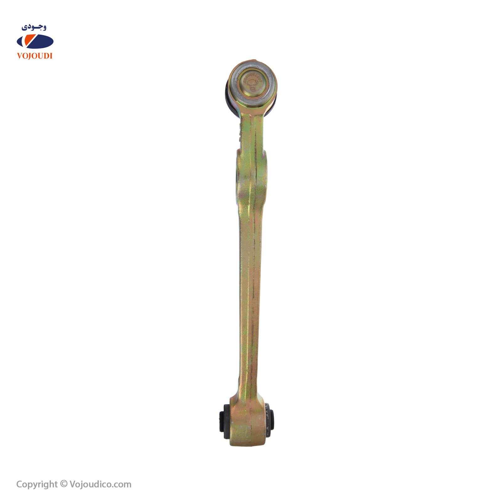 3654 1 - طبق با بوش فلزی ممتاز وجودی کد 3654 مناسب برای پراید ، تعداد بسته : 12 عدد