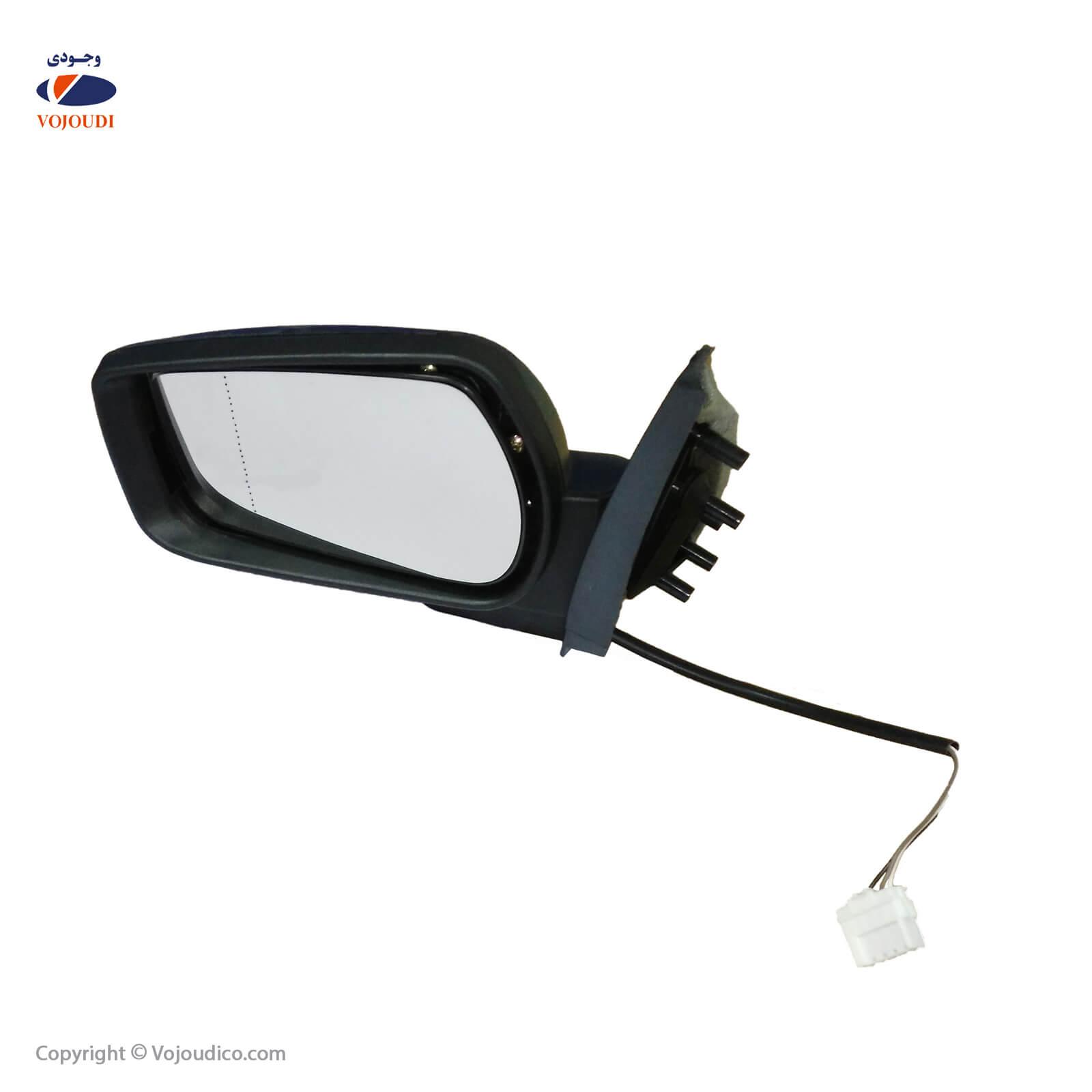 38125 1 - آینه برقی سمت چپ طرح جدید وجودی کد 38125 ، تعداد در بسته : 10 عدد