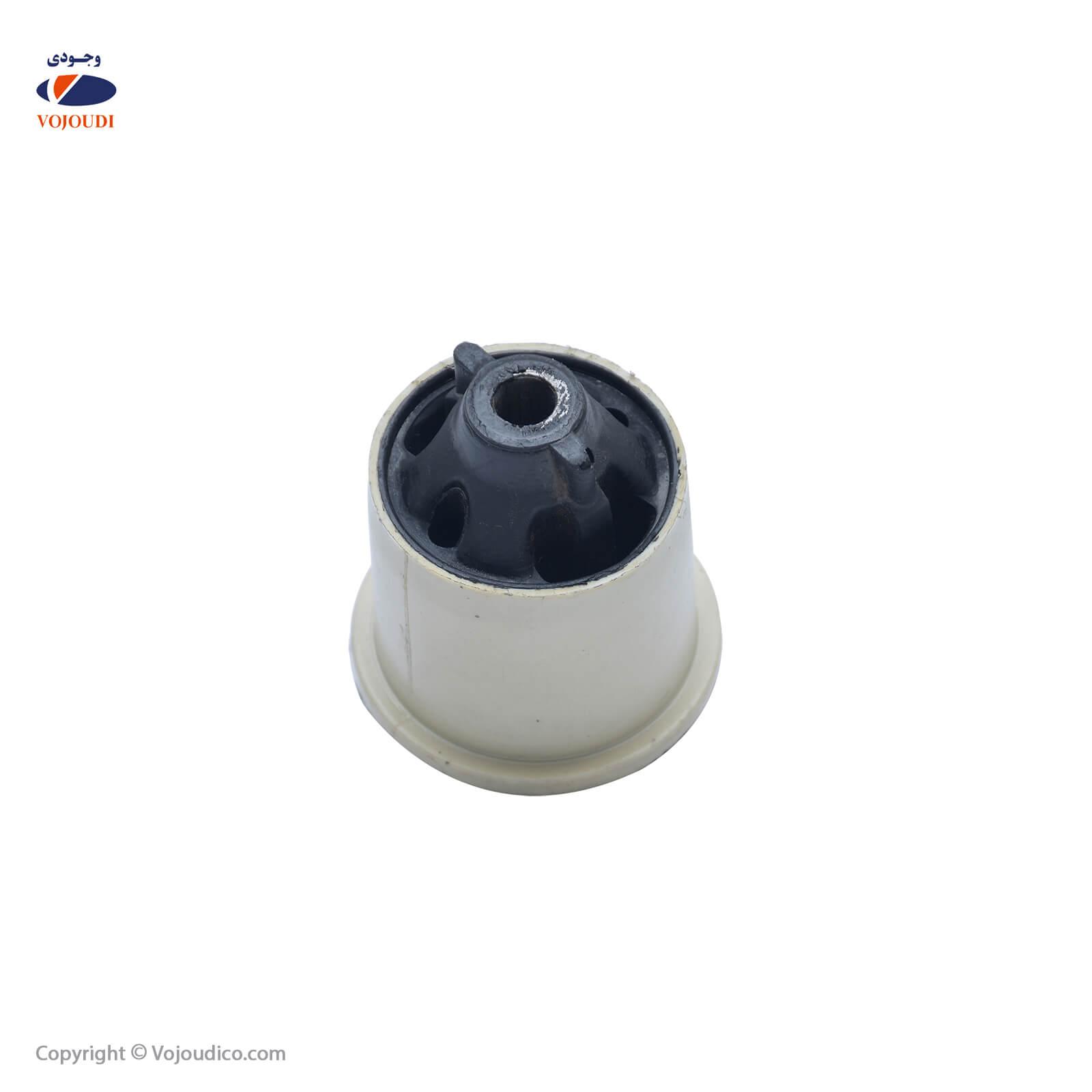 4205 1 - بوش پلاستیک بازوئی ثابت اکسل عقب وجودی کد 4205 ، تعداد در بسته : 12 عدد