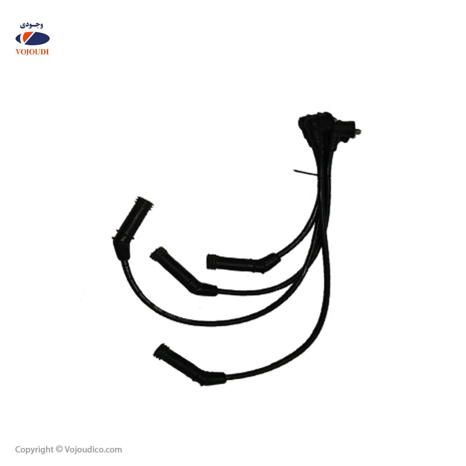 36222 - وایر شمع زیمنس انژکتور دوگانه سوز وجودی ، تعداد در بسته : 10 دست